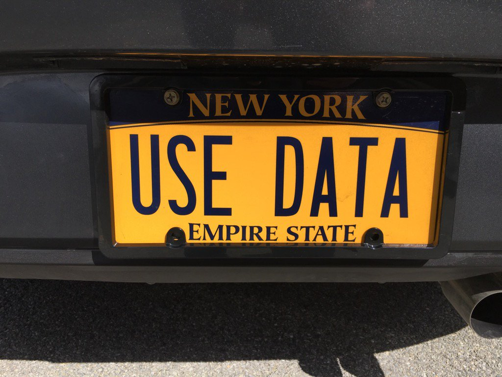 JWR License Plate